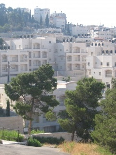 East Jerusalem Settlements