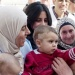 Pope Benedict XVI Meets with Palestinians