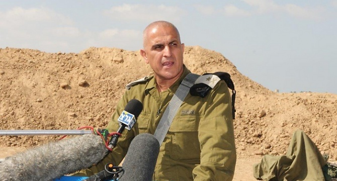 Israeli general sees common interests with Hamas