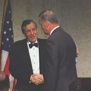 Dr. Asali and General Jim Jones ATFP Fourth Gala