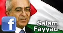Salam Fayyad on Facebook